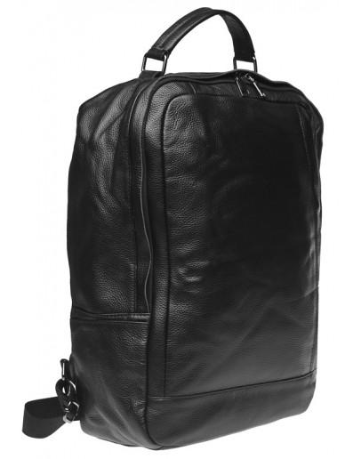 Фотография Рюкзак мужской кожаный Keizer K18834-black