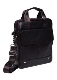 Мужская коричневая сумка Keizer K18859-brown