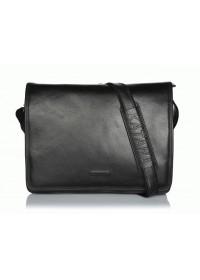 Черная сумка мессенджер мужская Katana k36107-1