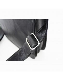 Сумка черная мужская для ношения на плече Katana k69303-1