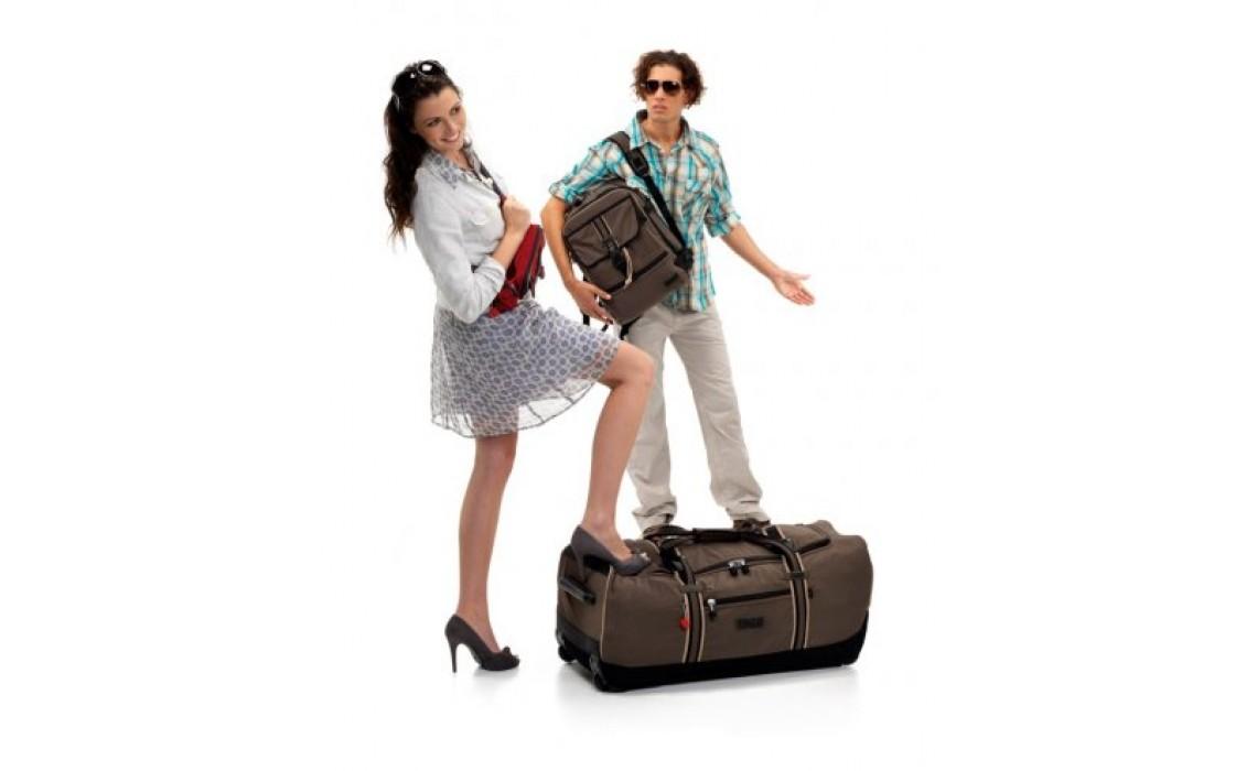 Мужские кожаные сумки для путешествий. Правила выбора