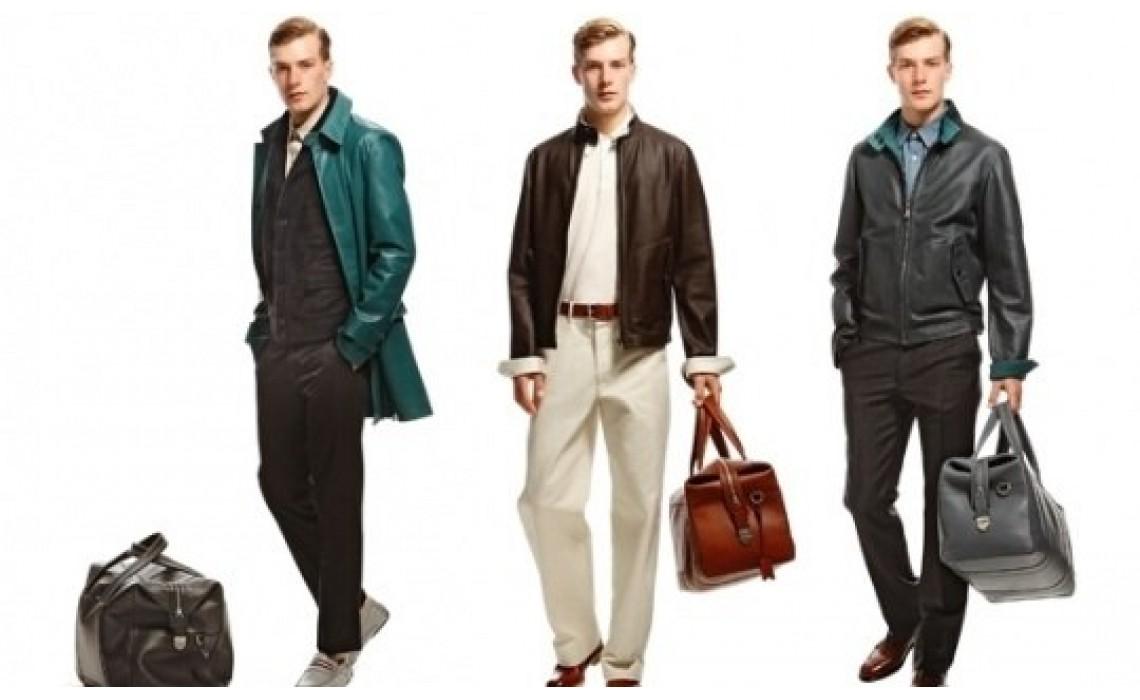 Какие бывают мужские сумки