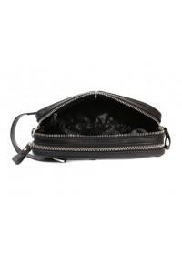 Удобная мужская кожаная сумка в руку и на плечо 7203