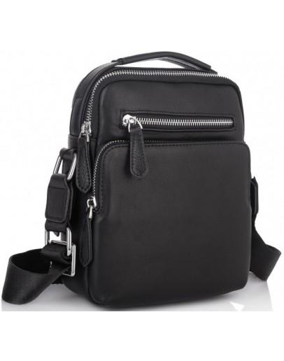 Фотография Кожаная мужская небольшая сумка для документов M2605-2A