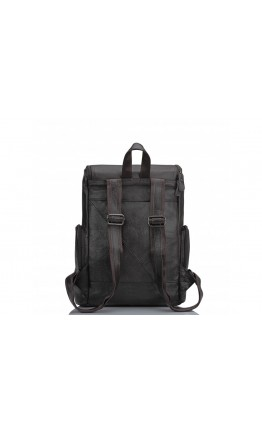 Коричневый кожаный мужской рюкзак M35-1017B