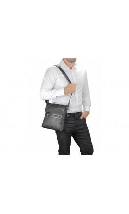 Черная сумка на плечо Tiding Bag M38-9117-2A