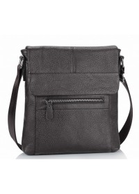 Темно-коричневая сумка на плечо Tiding Bag M38-9117-2B