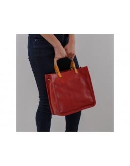 Женская кожаная сумка L.D M47W-71040R