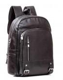 Фотография Удобный городской мужской кожаный рюкзак m7808a