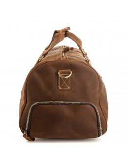Дорожная мужская сумка из кожи crazy horse M8925R