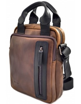Мужская сумка - барсетка среднего размера VATTO MK115 KR450.670