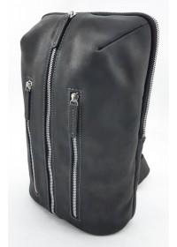 Рюкзак - слинг мужской из натуральной кожи VATTO MK27 KR670