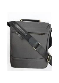 Черная мужская кожаная сумка - барсетка VATTO MK28.2 F13KAZ400