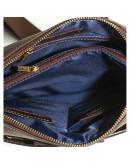 Фотография Коричневый мужской кожаный мессенджер VATTO MK33.21 F7LUX400