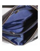 Фотография Черный мужской кожаный мессенджер VATTO MK33.21 F8KAZ1