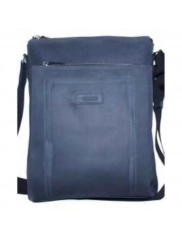 Синяя мужская сумка формата А4 VATTO MK41 KR600