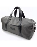Фотография Серая мужская кожаная дорожная сумка VATTO MK62 F13KAZ400