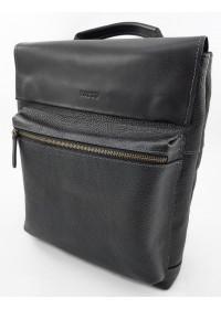 Сумка мужская барсетка черная формата А4 VATTO MK68 F8KAZ1