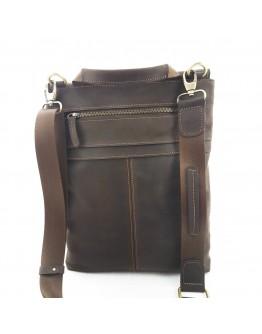 Сумка мужская коричневая винтажная формата А4 VATTO MK68 KR450.190