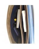Фотография Сумка мужская коричневая винтажная формата А4 VATTO MK68 KR450.190