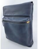 Фотография Сумка мужская синяя винтажная формата А4 VATTO MK68 KR600.190