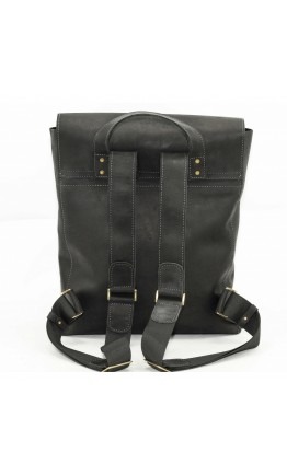 Рюкзак мужской из натуральной винтажной кожи VATTO MK6 KR670