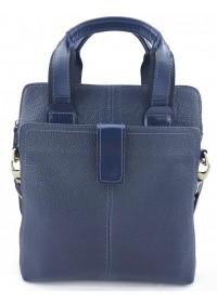 Мужская синяя сумка - барсетка VATTO MK77 F1KAZ600