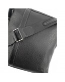 Фотография Черная мужская кожаная сумка формата А4 VATTO MK79 F8KAZ1