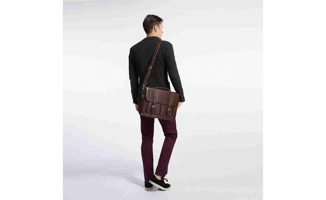 Какие мужские сумки сейчас в моде