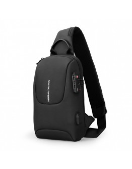 Рюкзак на одну шлейку Mark Ryden Crypto MR7039