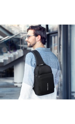 Рюкзак мужской Mark Ryden MiniMax MR7618 Black