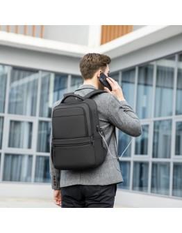 Черный мужской рюкзак Mark Ryden Coast MR9103