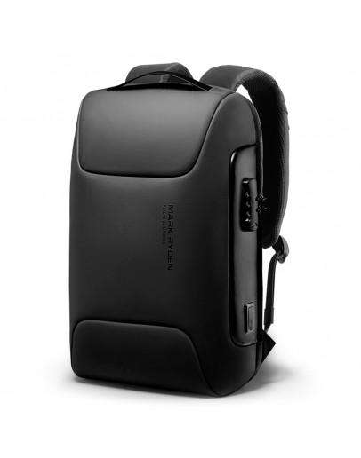 Фотография Черный рюкзак Mark Ryden Odyssey MR9116 Black