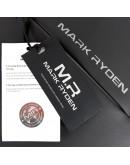 Фотография Черный вместительный мужской рюкзак Mark Ryden Jasper MR9191 Three Pocket