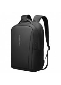 Черный мужской рюкзак Mark Ryden Replay MR9198