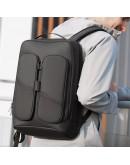Фотография Черный мужской рюкзак Mark Ryden MR9222 Black