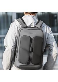 Серый мужской рюкзак Mark Ryden MR9222 Gray