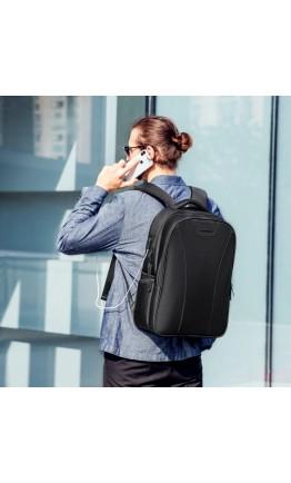 Черный рюкзак Mark Ryden Nexus MR9508