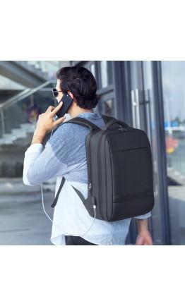 Вместительный мужской рюкзак Mark Ryden Avanti MR9668 3.0 Black