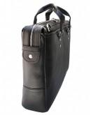 Фотография Кожаный мужской портфель Newery N025GA