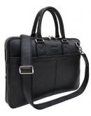 Фотография Черная сумка для ноутбука и документов Newery N1002GA