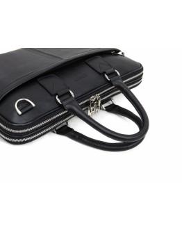 Черная сумка для ноутбука и документов Newery N1002GA