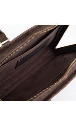 Винтажный кожаный мужской портфель Newery N1992KC