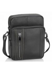 Черная сумка на плечо Tiding N2-9801A