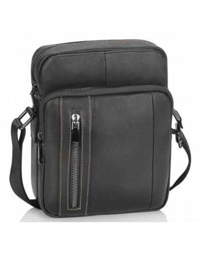 Фотография Черная сумка на плечо Tiding N2-9801A
