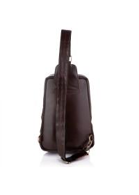 Слинг - сумка на плечо коричневая Newery N41719GX