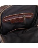 Фотография Слинг - сумка на плечо коричневая Newery N41719GX