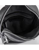 Фотография Мужская сумка на плечо черная Newery N6896FA