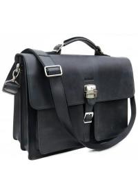 Мужской портфель из плотной натуральной кожи Newery N7164KA