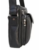 Фотография Мужская сумка на плечо кожаная Newery N9812FA